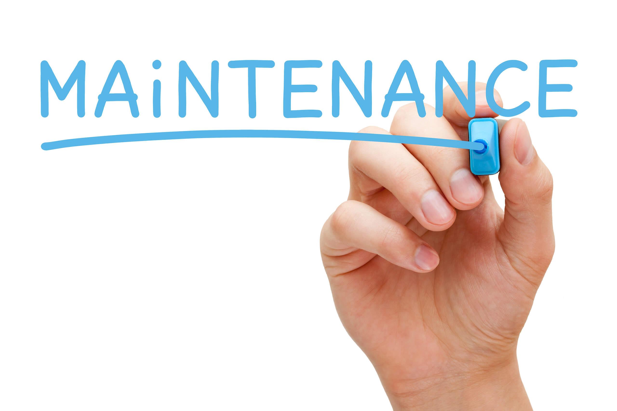 dbSolution Maintenance Services